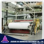 PP Spunbond nonwoven high/low speed winding machine